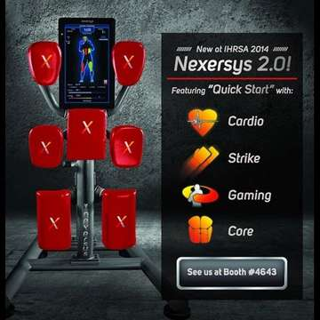 Nexersys at IHRSA 2014