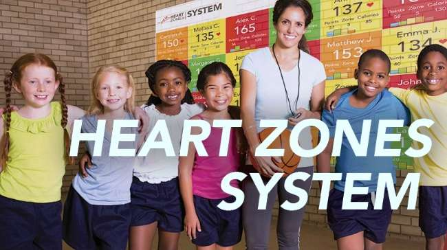 Heart Zones System Sets Record Growth Pace