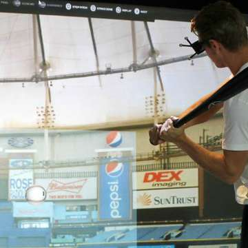 EON Sports VR Offers Immersive Virtual Reality Training for Football and Baseball