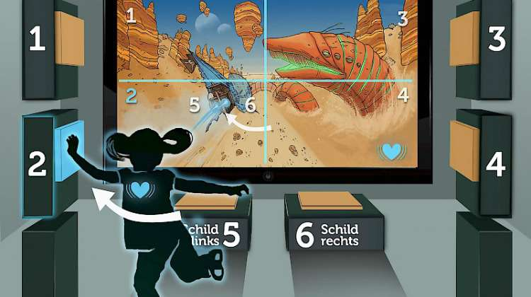 Plunder Planet Uses Adaptive Motion Gaming to Optimize Fitness Training