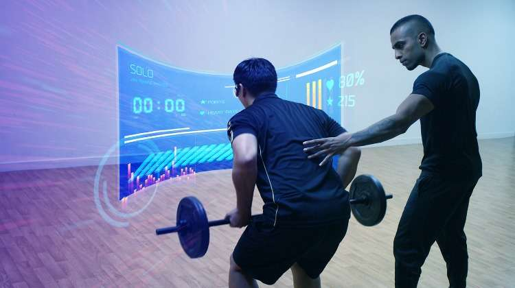 ARX Turns Exercise into an Augmented Reality Video Game