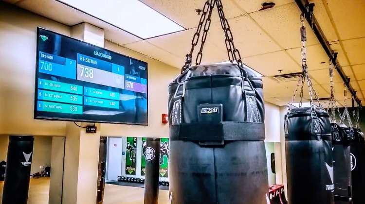 Impact Wrap Turns Martial Arts Training into a Video Game