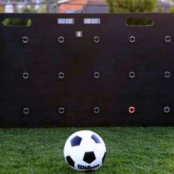 DASO Soccer Smart Wall Trains Accuracy, Speed, Shooting and Passing Skills