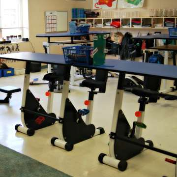 Kinesthetic Learning in the Classroom